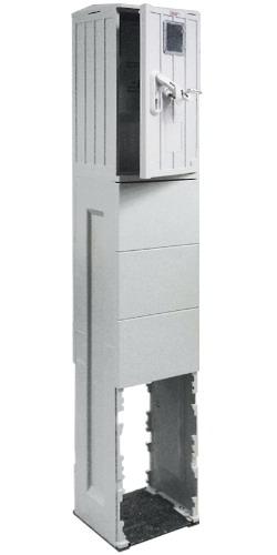 вандалозащищенные шкафы учета электроэнергии Emiter