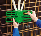 технология крепления электромонтажной коробки