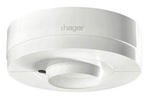 Новый высокочастотный датчик движения Hager HF