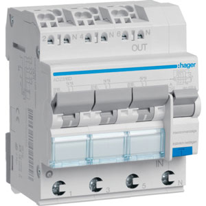 ДАВ3 - Инновационное соединение Hager для бытового сегмента