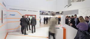 Light + Building 2014: новинки от Hager