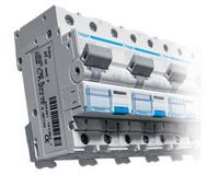 Обловленная серия модульных автоматов Hager уже на складе