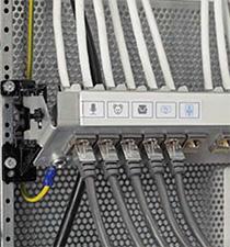 Внешний вид патч-корда с выполненными подключениями
