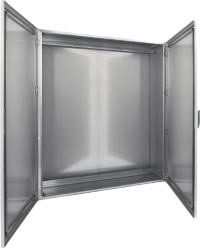 Корпус Hager Orion.inox