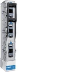 NH-выключатель предохранительной нагрузки вертикального исполнения размер 1-3