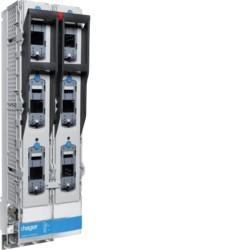 NH-выключатель предохранительной нагрузки вертикального исполнения (двойной) размер 2-3, различные специальные исполнения