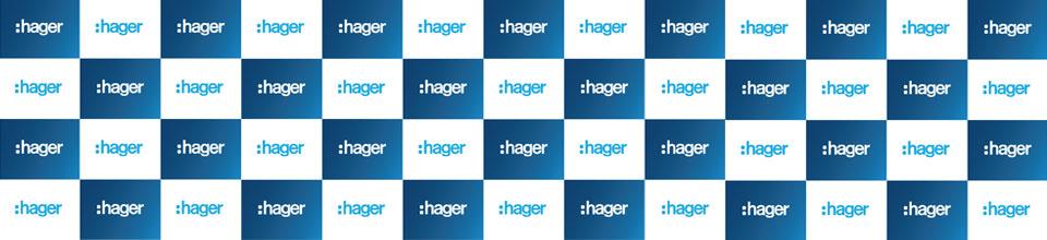 HAGER меняется для Вас