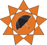 Зонт HAGER